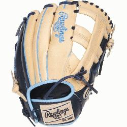 Heart of the Hide Leather Shell Same game-day pattern as some of baseball's top pros Limite