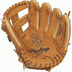 d from Rawlings world-renowned Heart of the Hide steer hide leather, the Heart of
