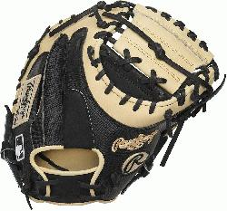 ucted from Rawlings world-renowned Heart of the Hide steer leather, Heart