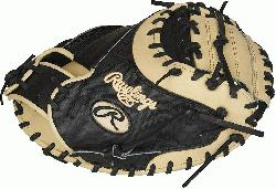 from Rawlings world-renowned Heart of the Hide steer leather, Heart of