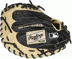 anonstructed from Rawlings world-renowned Heart of the Hide steer leather, Heart of the Hide g