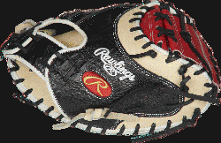 Heart of the Hide ColorSync 34-Inch catchers mitt provides an unmatched look and feel beh