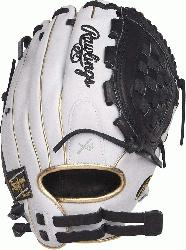 or Series - White/Black/Gold Colorway 12 Inch Womens Model Basket Web
