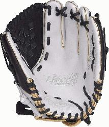 or Series - White/Black/Gold Colorway 12 Inch Womens