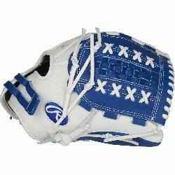 inest full-grain leather, the Liberty Advanced 12.5-Inch fastpitch gl