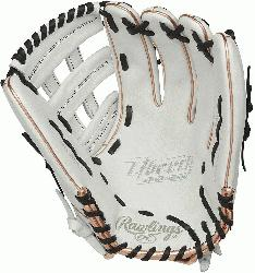 ose Gold/Black Colorway 13 Inch Model H Web Break-In: 70% Factory / 30% Player