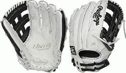 ed Edition Color Series - White/Navy Colorway 13 Inch Slowpitch Model H Web Break-In: 80% F