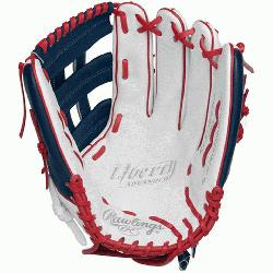 erfectly balanced patterns of the updated Liberty Advanced series from Rawlings are designed t