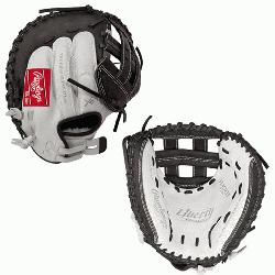 rade; web is similar to the Pro H web, but modified for softball glove patter