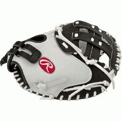 Modified Pro H™ web is similar to the Pro H web, but modified for softball glove pattern Ca