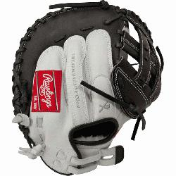 rade; web is similar to the Pro H web, but modified for softball glove pattern Catch