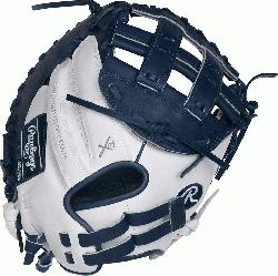 Edition Color Series - White/Navy Colorway 33 Inch Womens Catcher