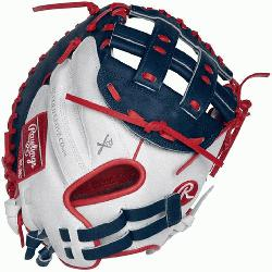 ch Womens Catchers Model Custom Fit, Adjustable, Non