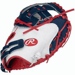 h Womens Catchers Model Custom Fit, Adjustable, No