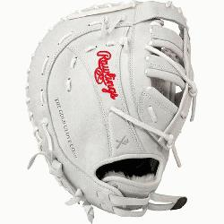 inforced, Double Bar web forms a snug, secure pocket for first base mitts First base mitt 20% p