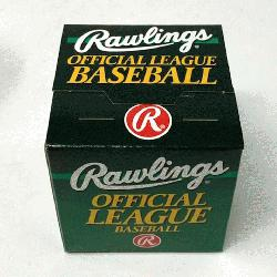 World Series Baseball 1 Each. One ball in box./p