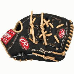 B Heart of the Hide 11.75 inch Dual Core Baseball Glove (Right Handed Throw) :