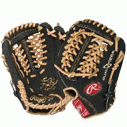 B Heart of the Hide 12 inch Dual Core Baseball Glove (Right Handed Throw) : Rawlings