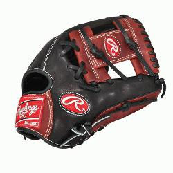 0-2BP Heart of the Hide 11.5 inch Baseball Glove (Right Handed T