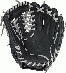 of the Hide Dual Core fielders gloves are design