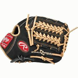Heart of the Hide 11.5 inch Dual Core Baseball Glove (Right Handed Throw) : Ra
