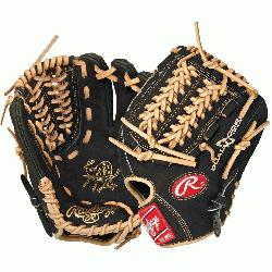 wlings PRO204DCB Heart of the Hide 11.5 inch Dual Core Baseball Glove (Right Handed