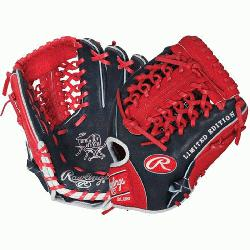 Bryce Harper 11.5 inch Baseball Glove (Right Hand Throw) : T