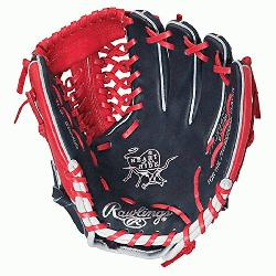 04NSLE Bryce Harper 11.5 inch Baseball Glove (Right Hand Throw) : This Heart of the Hide 11 1
