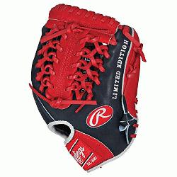 Rawlings PRO204NSLE Bryce Harper 11.5 inch Baseball Glove (Right Hand Throw) : This Heart of