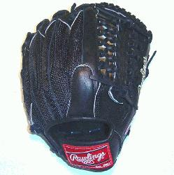 wlings PRO3034M Heart of the Hide 12.75 Mesh Back Baseball Glove (Left H
