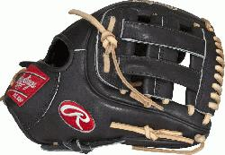 This Heart of the Hide baseball glove features a 31 pattern w