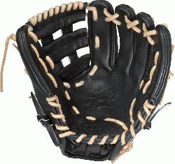 e Hide baseball glove features a 31 pattern which means the hand opening has a more na