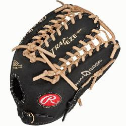 DCC Heart of the Hide 12.75 inch Dual Core Baseball Glove (Left Hand Throw) : This