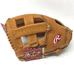 ngs PRO6HF 12 Inch Heart of the Hide Baseball Glove (Left Hand Throw) : Rawlin