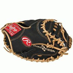 lings PROCM33DCB Heart of the Hide 33 inch Dual Core Catchers Mitt Right Handed ThrowRaw