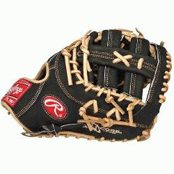 TDCB Heart of the Hide 13 inch Dual Core First Base Mitt (Left H
