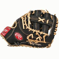 PRODCTDCB Heart of the Hide 13 inch Dual Core First Base Mitt (Left Handed T
