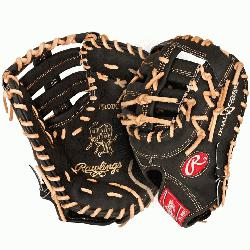 Heart of the Hide 13 inch Dual Core First Base Mitt (Left Handed Throw) :