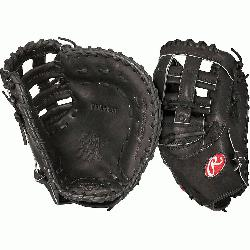 ngs PROFM20B Heart of Hide First Base Mitt 12.25 (Right Handed Throw) : This Heart of the Hide 1st