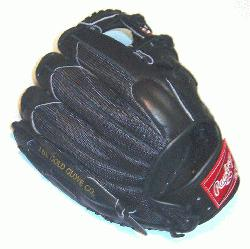 s Heart of the Hide 11.75 Pro Mesh I Web Open Back All Black Baseball Glove Exclus