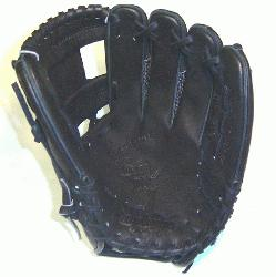 gs Heart of the Hide 11.75 Pro Mesh I Web Open Back All Black