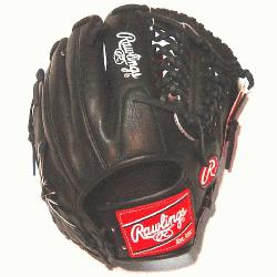 wlings Black Pro Preferred Leather and Silver Stam