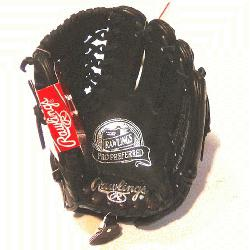 ack Pro Preferred Leather and Silver Stamping 11.5 inch Trapeze Infield