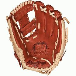 PROS17ICBR Pro Preferred 11.75 Inch Baseball Glove : Rawlings P