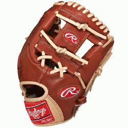 Rawlings PROS17ICBR Pro Preferred 11.75 Inch Baseball Glove :
