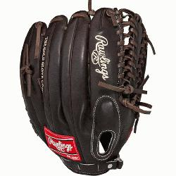 TMO Pro Preferred Mocha 12.75 inch Baseball Glove (Right Handed Th