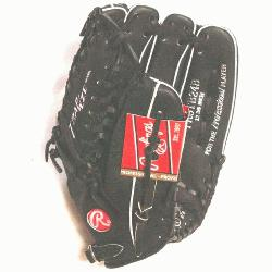 Rawlings PROTB24B Heart of the Hide 12.75 Dry Horween Leather Baseball Glove (Righ