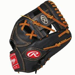 Rawlings Premium Pro 11.25 inch Baseball Glove PPR1125 (Right Hand Throw) : The Solid