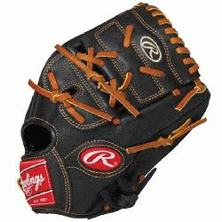 ro Series 11.75 inch Baseball Glove PPR1175 (Right Hand Throw) : The Solid C