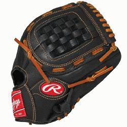 o Series 12 inch Baseball Glove PPR1200 (Right Hand Throw) : The Solid